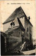 CPA CHATILLON-COLIGNY - L'Enfer (228521) - Chatillon Coligny