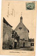 CPA CHATILLON-COLIGNY - Hotel-Dieu (228524) - Chatillon Coligny