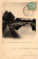 CPA CHATILLON-COLIGNY - Canal Du LOING - Le Port (228526) - Chatillon Coligny