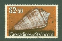 St Vincent Grenadines: 1974/77   Shells & Molluscs  SG51A    $2.50   [No Imprint Date]    Used - St.Vincent & Grenadines