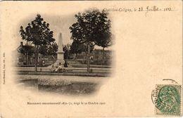 CPA CHATILLON-COLIGNY Le Monument Commemoratif 1870-71 Erige (228539) - Chatillon Coligny
