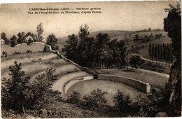 CPA CHATILLON-COLIGNY - Ancienne Gravure - Vue De L'Amphitheatre (228541) - Chatillon Coligny
