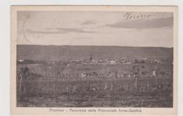Piverone (TO)  Dalla Provinciale Ivrea-Santhia' - F.p. - Anni ' 1910 / '1920 - Other Cities