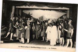 CPA La Resurrection A CHATILLON-COLIGNY-Le Pretoire (264557) - Chatillon Coligny