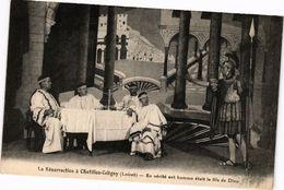 CPA La Resurrection A CHATILLON-COLIGNY-En Verite Cet Homme Etait (264559) - Chatillon Coligny