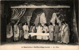 CPA La Resurrection A CHATILLON-COLIGNY-La Cene (264561) - Chatillon Coligny