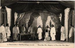 CPA La Resurrection A CHATILLON-COLIGNY-Vous Etes Mon Seigneur Et Vous (264564) - Chatillon Coligny