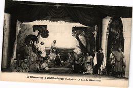 CPA La Resurrection A CHATILLON-COLIGNY-Le Lac De Genezareth (264567) - Chatillon Coligny