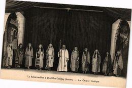 CPA La Resurrection A CHATILLON-COLIGNY-Le Choeur Antique (264568) - Chatillon Coligny