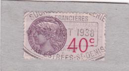 T.F.S.U N109 - Revenue Stamps