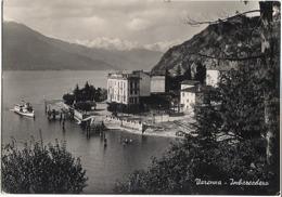 CPSM - VARENNA - L'EMBARCADERE - Edition Greppi Antonio - Italia