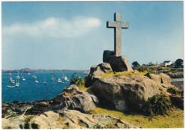Les Iles Chausey - Les Blainvailles Et Le Port - Croix -  (Manche) - Blainville Sur Mer