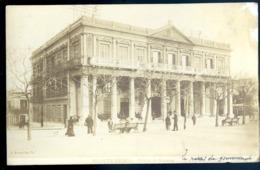 Cpa Carte Photo Uruguay Le Palais Du Gouvernement  LZ40 - Uruguay