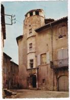 Barjac - Tour De Chateau - (Gard) - Alès