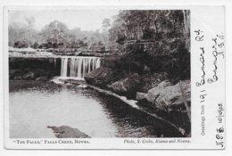 """The Falls"", Falls Creek, Nowra. - Australië"