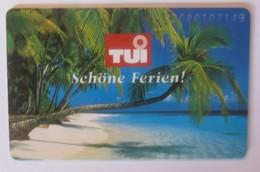 Telefonkarten Reklame Tui Schöne Ferien  ♥ (28582) - Telefonkarten