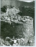 Photo Zimbabwe Rhodésie. Ruines De La Dynastie Shoa. Une Des Tours Coniques  Photo Du Père Gust Beeckmans 1974 - Africa