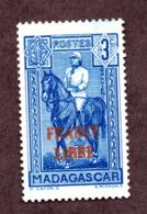 Madagascar  N°243 N* TB  Cote 185 Euros !!!RARE - Madagascar (1889-1960)