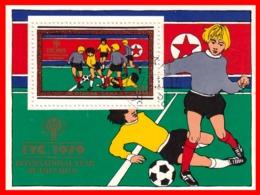 KOREA HOJITA AÑO INTERNACIONAL DEL NIÑO AÑO 79 - Corea (...-1945)