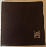 España 1983 / 87. Album Sin Tapas Y Hojas Edifil Bloque De 4 En Negro Y Transparentes. - Encuadernaciones Y Hojas