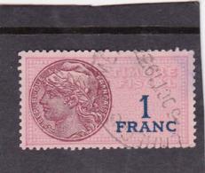 T.F.S.U N°118 - Revenue Stamps