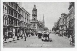 Melbourne - Collins Street - Melbourne