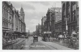 Melbourne - Flinders Street - Melbourne