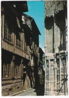 Caudebec-en-Caux - La Grande Rue  - (76) - Caudebec-en-Caux