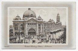 Melbourne - Central Raiway Station - Melbourne