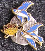 Broche De L'insigne Du Commandement De La Force Aerienne De Projection. Ref: Drago 1267 - Airforce