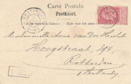 Relais Cugnon 1902 Vers Rotterdam - 1893-1900 Thin Beard