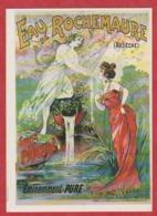 PUB - Affiches - Boisson - Eau De Rochemaure. - Publicité