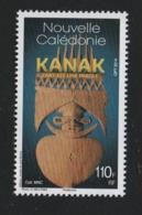 W28 Nouvelle Calédonie 2019 °° Kanak L'art Est Une Parole - Ungebraucht