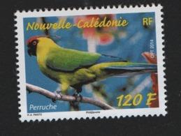 W28 Nouvelle Calédonie 2014 °° 1219  Perruche - Nuevos