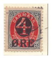 Dänemark 1904, Nr. 40Y, Gestempelt - 1864-04 (Christian IX)