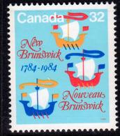 Canada 1984 Bicentenary Of New Brunswick, MNH, SG 1121 - 1952-.... Reign Of Elizabeth II