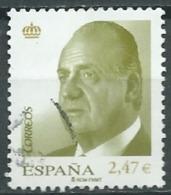 ESPAGNE SPANIEN SPAIN ESPAÑA 2009 KING JUAN CARLOS I USED 2.47€ ED 4459 YT 4092 MI 4387 SG 4296A SC 3617 - 2001-10 Used