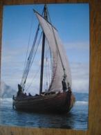 Répresentation Du Timbre,  Arktiske Vikinger III/2 Viking Saga - Groenland