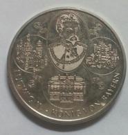 Germany , RARE Medal Ludwig II. Marchen Konig Von Bayern , 12 Gm - Agouz - Royaux/De Noblesse