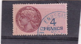 T.F.S.U N°136 - Revenue Stamps