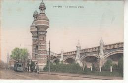 Belgique - Anvers - Le Château D'eau - Antwerpen