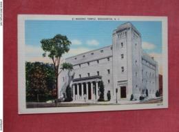Masonic Temple  Binghamton - New York >  Ref   3605 - NY - New York