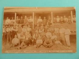 KRIEGSGEFANGENE BARACK 6 FORT NAPIER 1914 - 1915 - Weltkrieg 1914-18