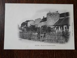 L24/64  Decize - Ruines De L'enceinte Fortifiée - Decize