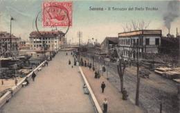CPA Savona - Il Terrazzo Del Porto Vecchio - Savona