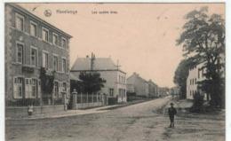 Havelange - Les Quatre Bras - Ed. Warzée Lambion - Cachet Bormenville Au Verso - Havelange
