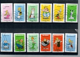 121-serie Complete Asterix - France