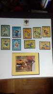 Francobolli 1979 Anno Del Fanciullo Rappresentanti Mickey Mouse + Foglietti - Collezioni (senza Album)