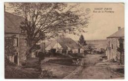 Daverdisse - Haut Fays - Rue De La Fontaine - Belle Carte - Ed. Albert / Stral - Daverdisse