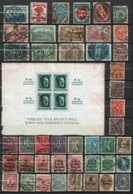 Kleines Lot DR-Block Leider Mängel - Used Stamps